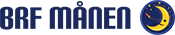 BRF Månen Logotyp